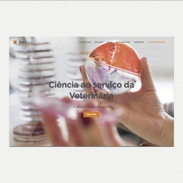 DNAtech, Website, Redes Sociais, Content Marketing, Webtexto