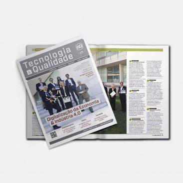 Revista, Tecnologia & Qualidade, ISQ, Content Marketing, Webtexto
